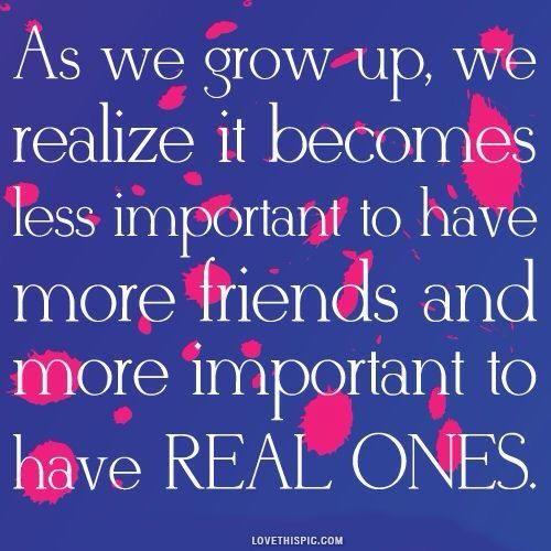 So true this!