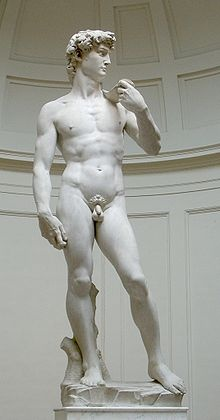 Michelangelo David Is A Masterpiece Of Renaissance Sculpture Sculpted From 1501 To 1504 Unlike
