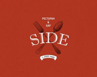 SIDE restaurant logo