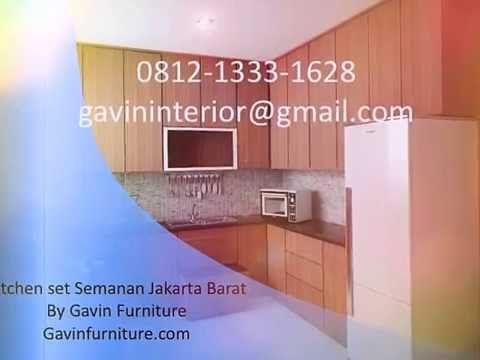 0812-1333-1628 (Tsel) Jasa Pembuatan Kitchen Set Jakarta Barat