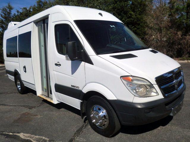 #Preowned #wheelchair van #sales 2008 #Dodge #Sprinter Used Bus Dealership see