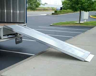 http://www.replacementtrailerparts.com/trailerloadingramps.php has some useful info on the different loading ramps available that makes loading and unloading cargo from the trailer easy.
