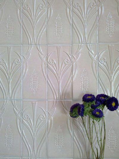 Red Rock Art Deco Tile. 17 best images about Art Deco Tiles on Pinterest   Ceramic tile
