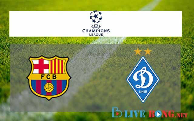 barcelona vs dynamo kyiv aerobatic