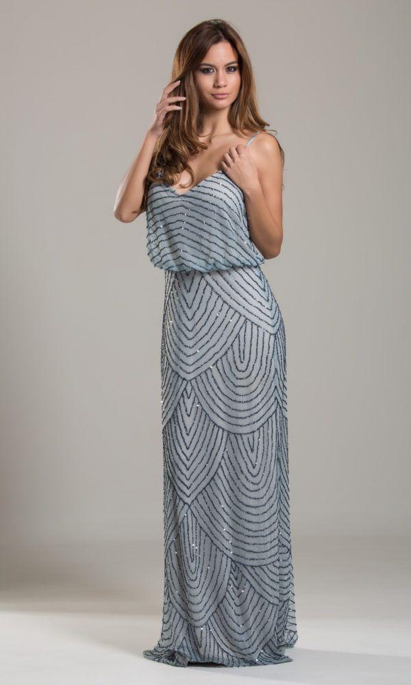 Vestido Longo Azul Claro - ALUGUE NA SAY YES 2 THE DRESS