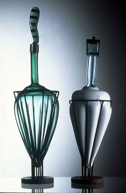 Pullot-1989-Bottles / Markku Salo