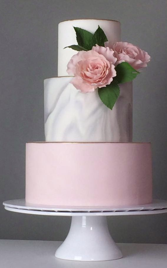 Wedding Cake Inspiration - Crummb