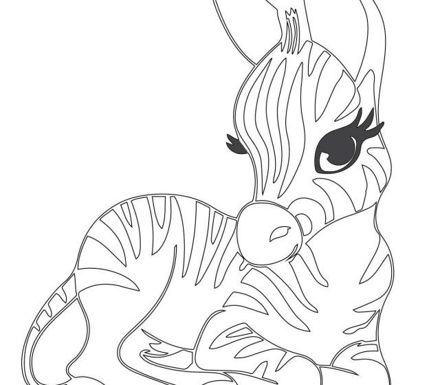 30 Marvelous Photo Of Zebra Coloring Pages Albanysinsanity Com Zebra Coloring Pages Animal Coloring Books Giraffe Coloring Pages