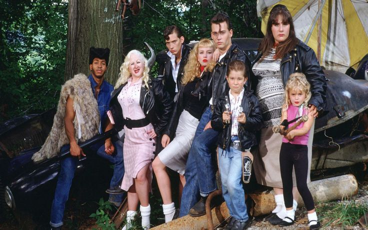 """Cry-Baby is a 1990 American teen musical romantic comedy film written and directed by John Waters. It stars Johnny Depp as 1950s teen rebel """"Cry-Baby"""" Wade Walker, and also features a large ensemble cast that includes Amy Locane, Polly Bergen, Susan Tyrrell, Iggy Pop, Ricki Lake, and Traci Lords with appearances by Troy Donahue, Joe Dallesandro, Joey Heatherton, David Nelson, and Patricia Hearst."""