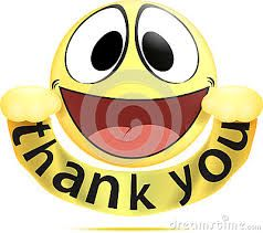 Image result for animated smiley faces saying thank you
