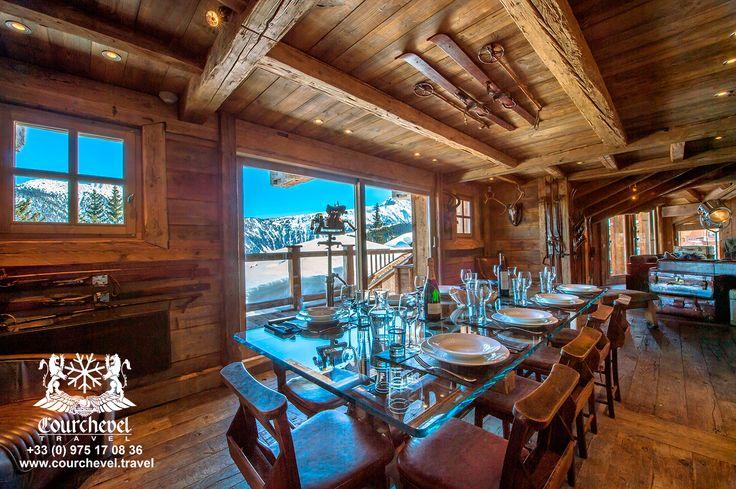Courchevel Ski Resort, France The most exclusive ski resort in Europe. http://courchevel.travel/