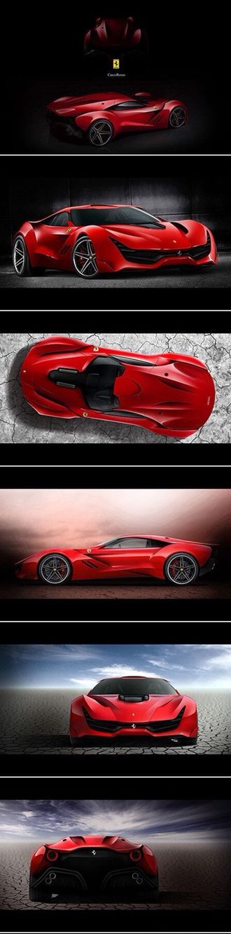 For more Breathtaking Ferrari Photo's visit…