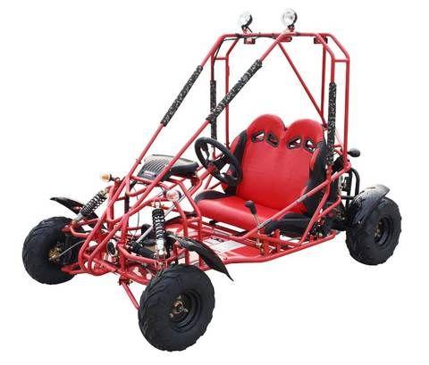 KANDI 110CC 2-SEATER GO KART (KD-49FM5-E) - $1,995.00. Free Shipping.  #gokarts, #karts, #karting, #kandi, #mygokarts #2seaterkarts