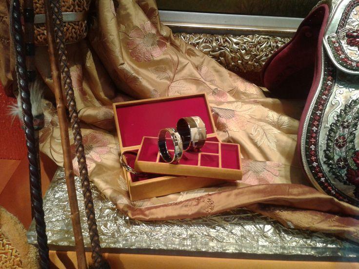 Bracelets Hermes en  émail