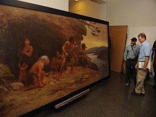 Father of all humankind is 340,000 years old http://news.yahoo.com/blogs/sideshow/father-humankind-340-000-years-old-210033011.html