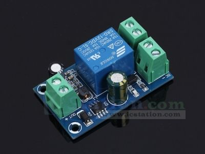 Power-OFF Protection Module Control Board