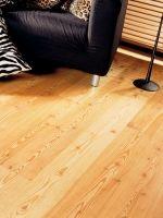 Larice Verniciato neutro - Listoni tre strati legno massiccio / Knotted Larch Varnished - Hardwood three layers floors
