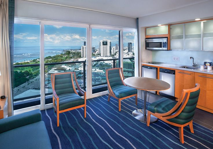 Oceanview Suite Room - Ala Moana Hotel by Mantra
