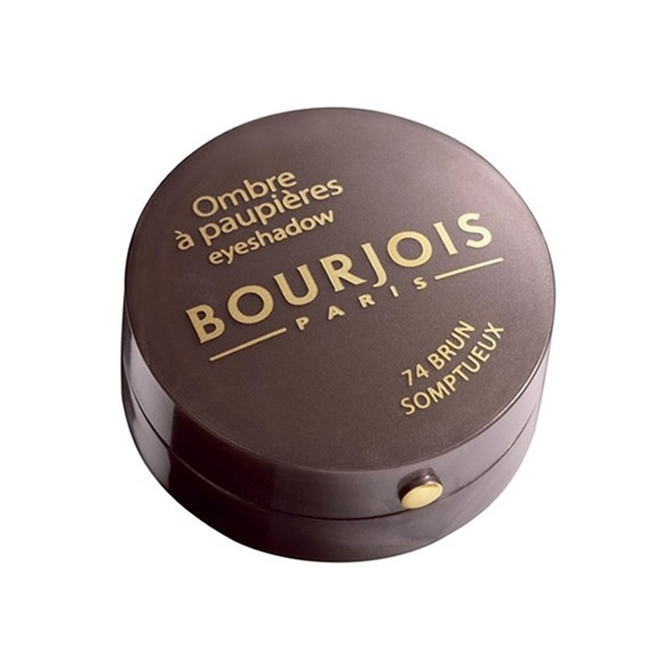 Bourjois Ombre a paupieres eyeshadow - in 74 Brun Somptueux