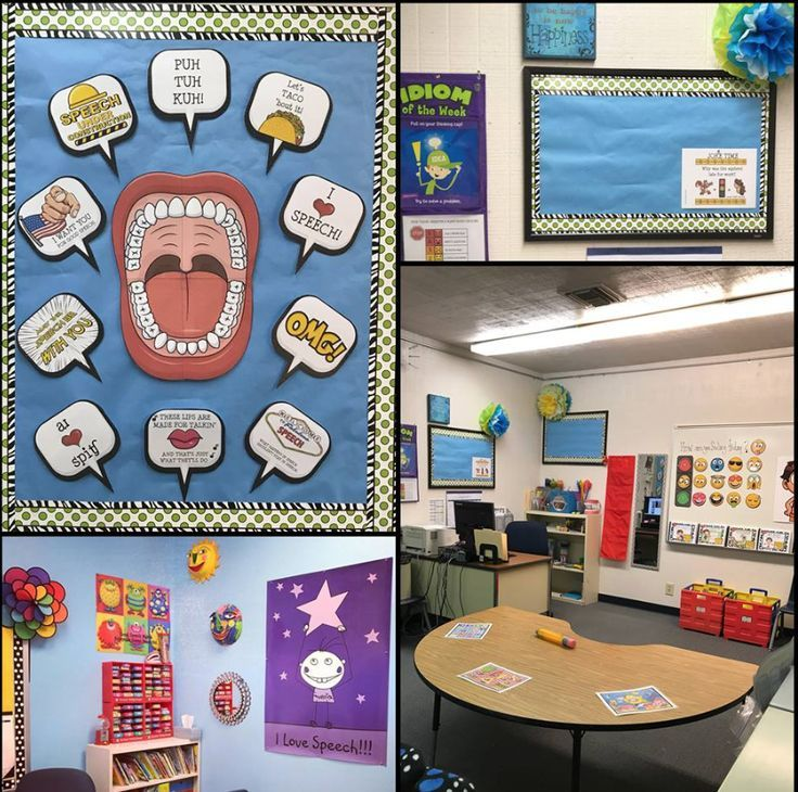 Speech Language Classroom Decorations ~ Best dabbling with speech room decor images on
