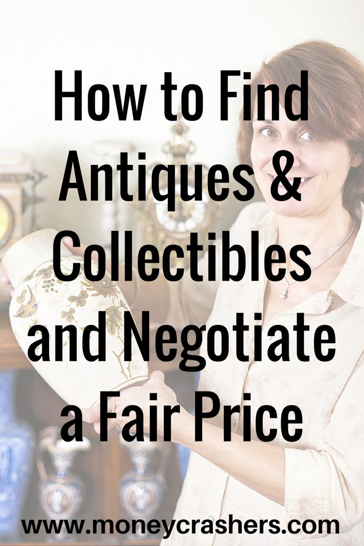 Shows like American Pickers have made antiques exciting and you can go picking yourself if you can find a good deal