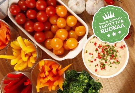 KasvisHovi :: Pohjois-Suomessa tuotettua ruokaa