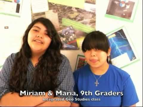 How Students Use Glogster - YouTube