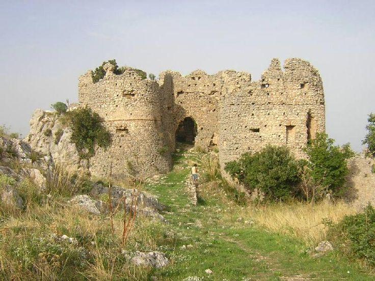 Castello Normanno Di Ruggero II, Stilo, Calabria
