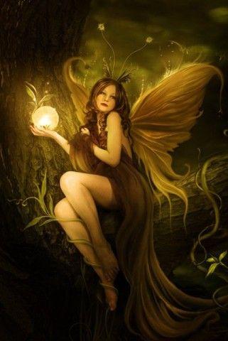 TATUAGGI FANTASY-FANTASY TATTOO-fatine fantastiche-volti immaginari-paesaggi favolosi-sfondi fiabeschi-donne alate-fatine nel bosco-folletti ed elfi