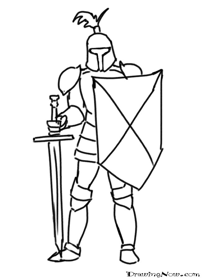1000 images about knights on pinterest alan lee armors for Coloring pages knights