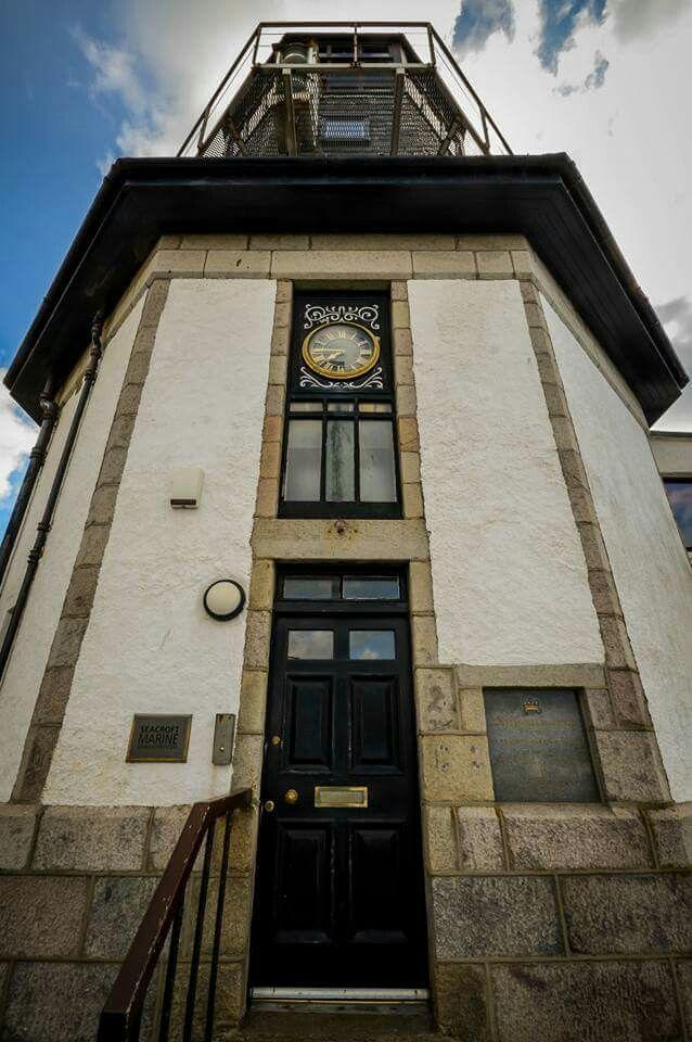 Roundhouse, Pocra Quay, Aberdeen