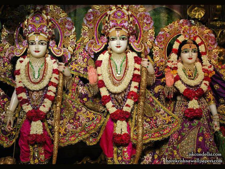 http://harekrishnawallpapers.com/sri-sri-sita-rama-laxman-iskcon-delhi-wallpaper-007/