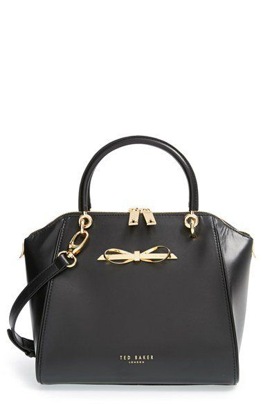 Ted Baker London 'Small' Slim Bow Tote | Nordstrom