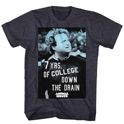 Animal House 7 Years Down Blue TShirt