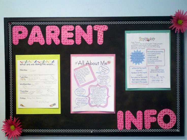 preschool parent information bulletin boards best 25 parent information board ideas on 662