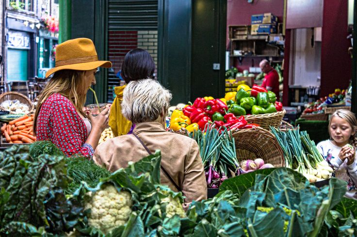 https://flic.kr/p/xFLKsN | Borough Market#3 | © Alessandro Perazzoli