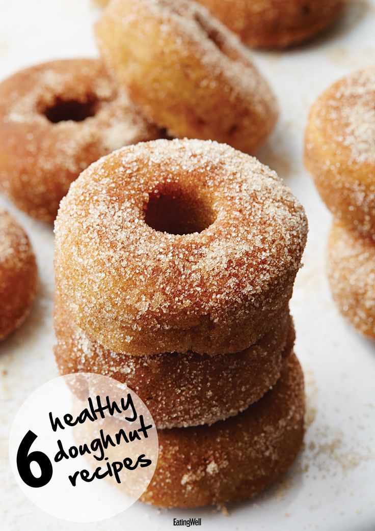 6 Healthy Donut Recipes To Bake At Home This Weekend