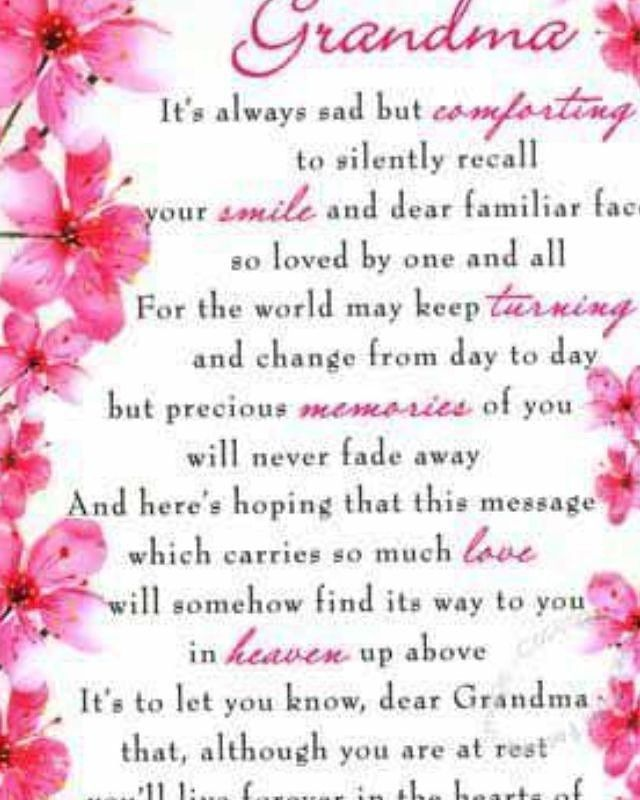 Happy Mothers Day Gram Grandma Quotes Grandmother Quotes Grandma Birthday Quotes