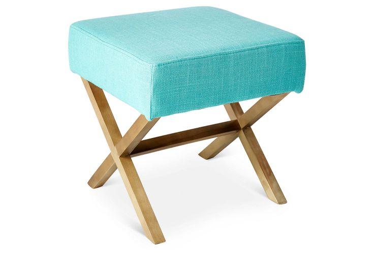 Turquoise Stool Fabulous Furniture Pinterest
