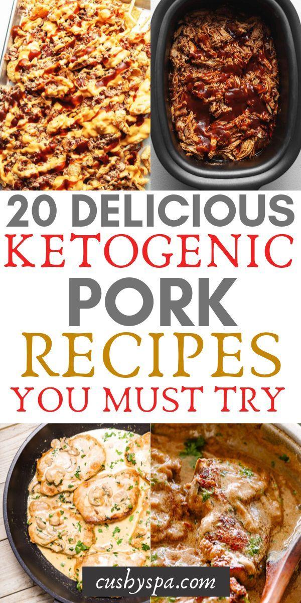 20 Super Easy Keto Pork Recipes
