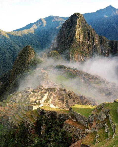 "girlinthepark:  ""Stacie Flinner   Machu Picchu.  """