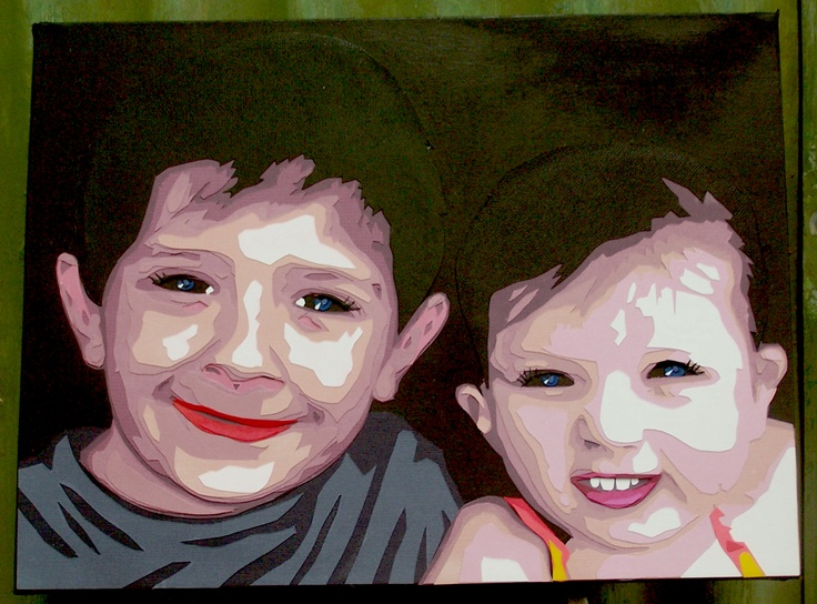 EM & JM  by Sue Maynes