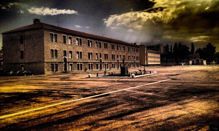 School of Infantry,Xalkis Greece