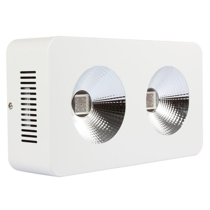 Full spectrum COB Led Grow Light 600W – LedLightingland.com