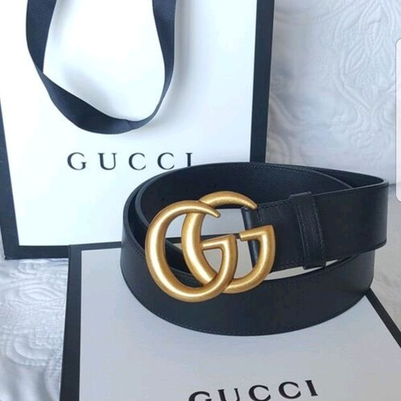 1e3d0f273 Gucci marmont belt woman Hi! Brand new AUTHENTIC gucci marmont belt in 1.5  width sizing