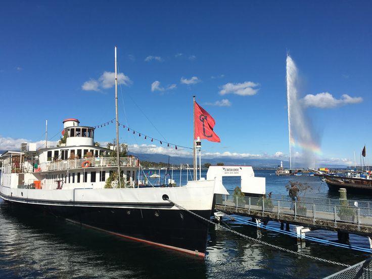 Jet D'eau, Genève