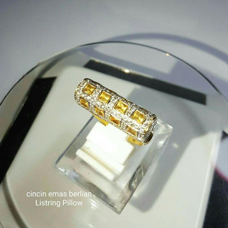 New Arrival🗼. Cincin Emas Berlian Listring Pillow💍.   🏪Toko Perhiasan Emas Berlian-Ammad 📲+6282113309088/5C50359F Cp.Antrika👩. https://m.facebook.com/home.php #investasi#diomond#gold#beauty#fashion#elegant#musthave#tokoperhiasanemasberlian