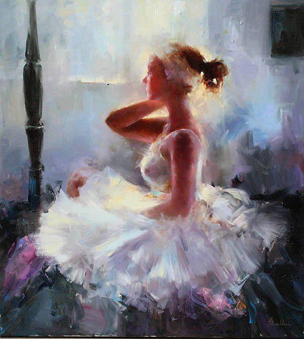 Angelica Privalihin: Art W Russian, Dance Art, Angelica Privalihin, Amazing Art, Art Paintings, Dance Paintings, Impressions Paintings2, Paintings Dance, Ballet Paintings