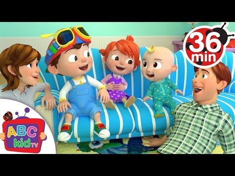Apples and Bananas Song Nursery Rhymes Collection and