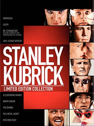 Stanley Kubrick Limited Edition Collection - $105.00 - Been slacking on expanding your Blu-ray collection? Give it a much-needed shot of cinema gold with the Stanley Kubrick Limited Edition Collection ($105). This ten-disc includes nine of Kubrick's most celebrated films — including Spartacus, Lolita, Dr. Strangelove, 2001: A Space Odyssey, A Clockwork Orange, Barry Lyndon, The Shining, Full Metal Jacket, and Eyes Wide Shut, spanning nearly four decades, and all presented in glorious…